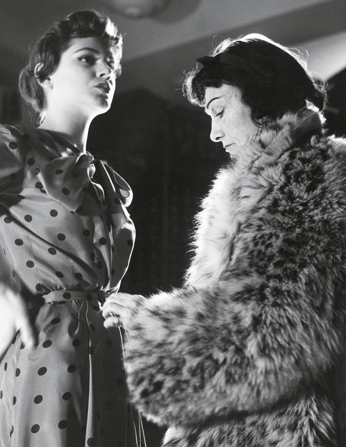 coco, Vera Valdez, Le retour de Mademoiselle Chanel, Cocteau