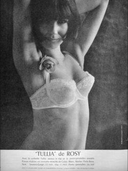 intimité, sous-vêtement, lingerie, publicité, fleur